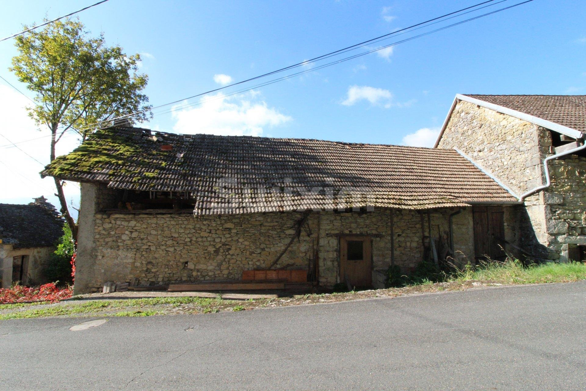 CHINDRIEUX - GRANGE A RENOVER