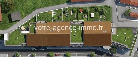 Saint Andre de la Roche – Centre Ville – Studio – 22,55m² – Parking