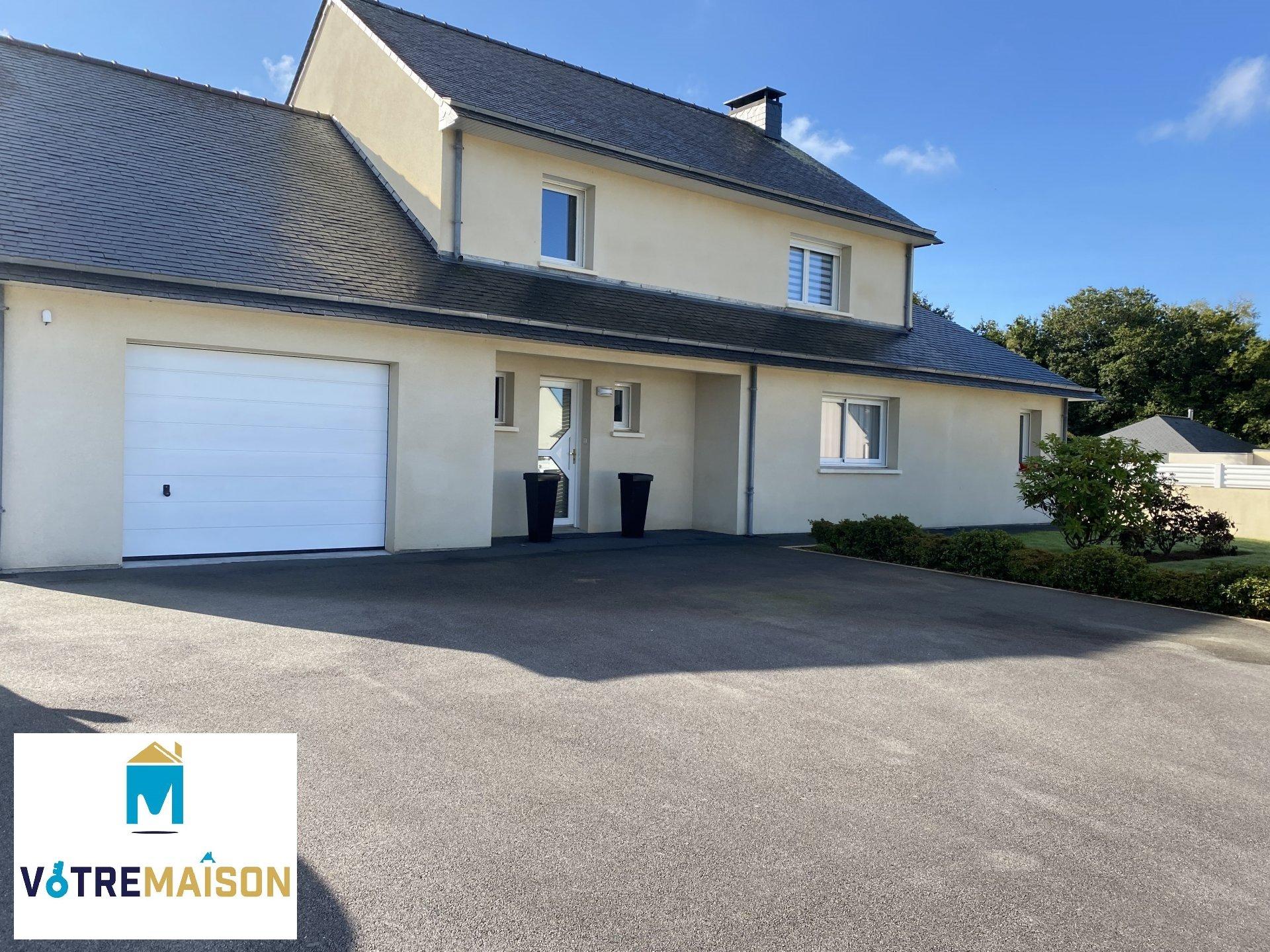 Belle maison récente au coeur de Plourin-Lès-Morlaix