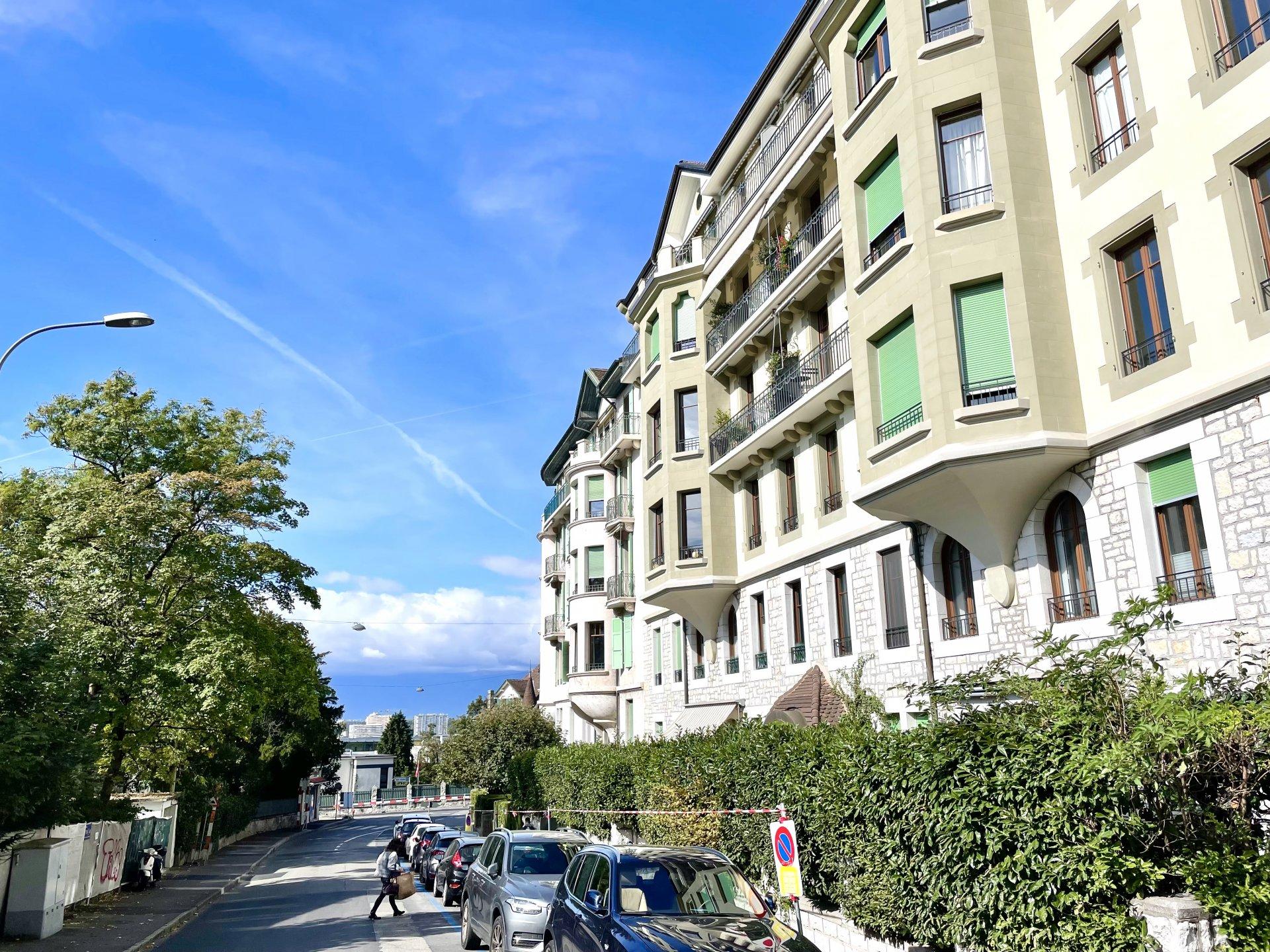 Alquiler Piso - Genève - Suiza