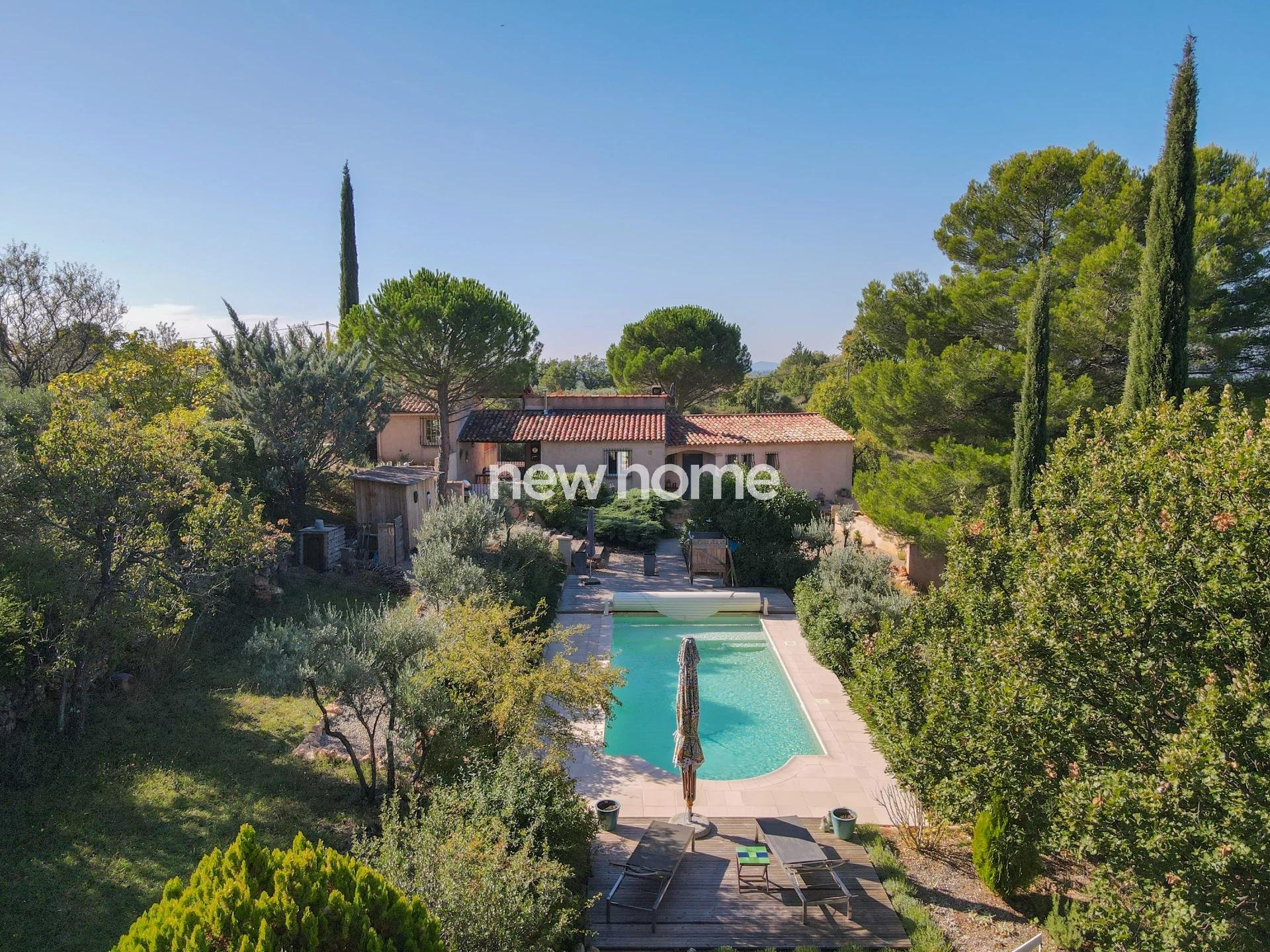 Charming house on walking distance from the truffle village of Aups