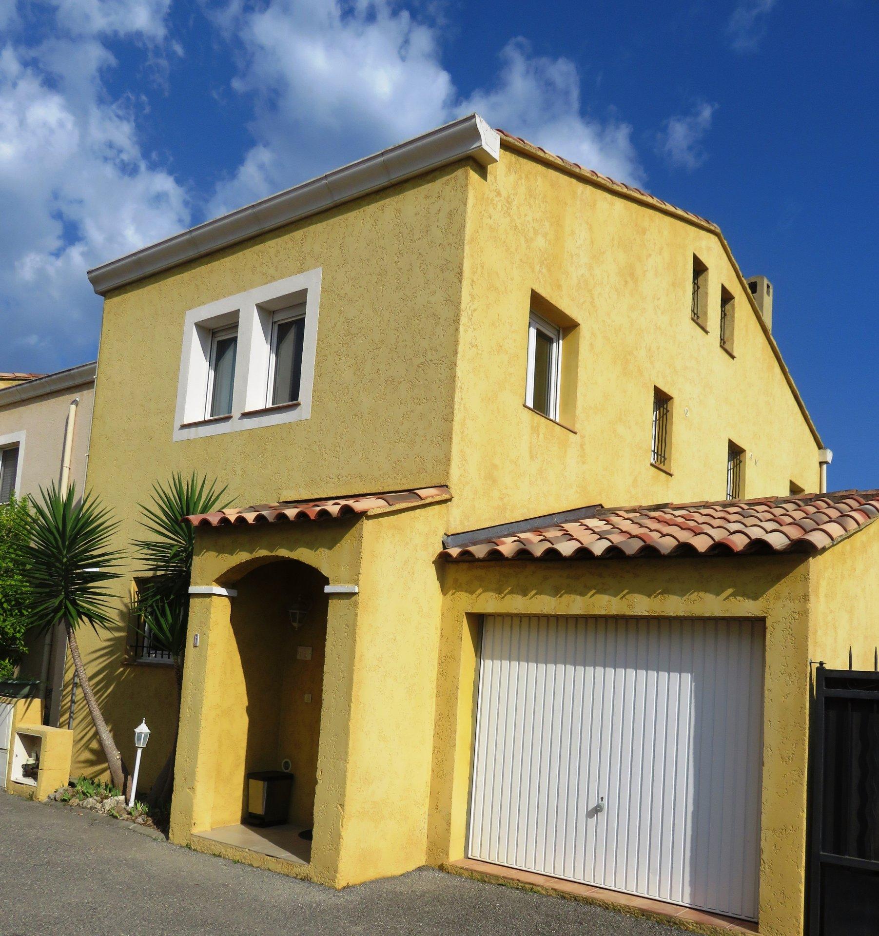 Grasse Saint-Jacques - Villa 5P de 141.5 m2