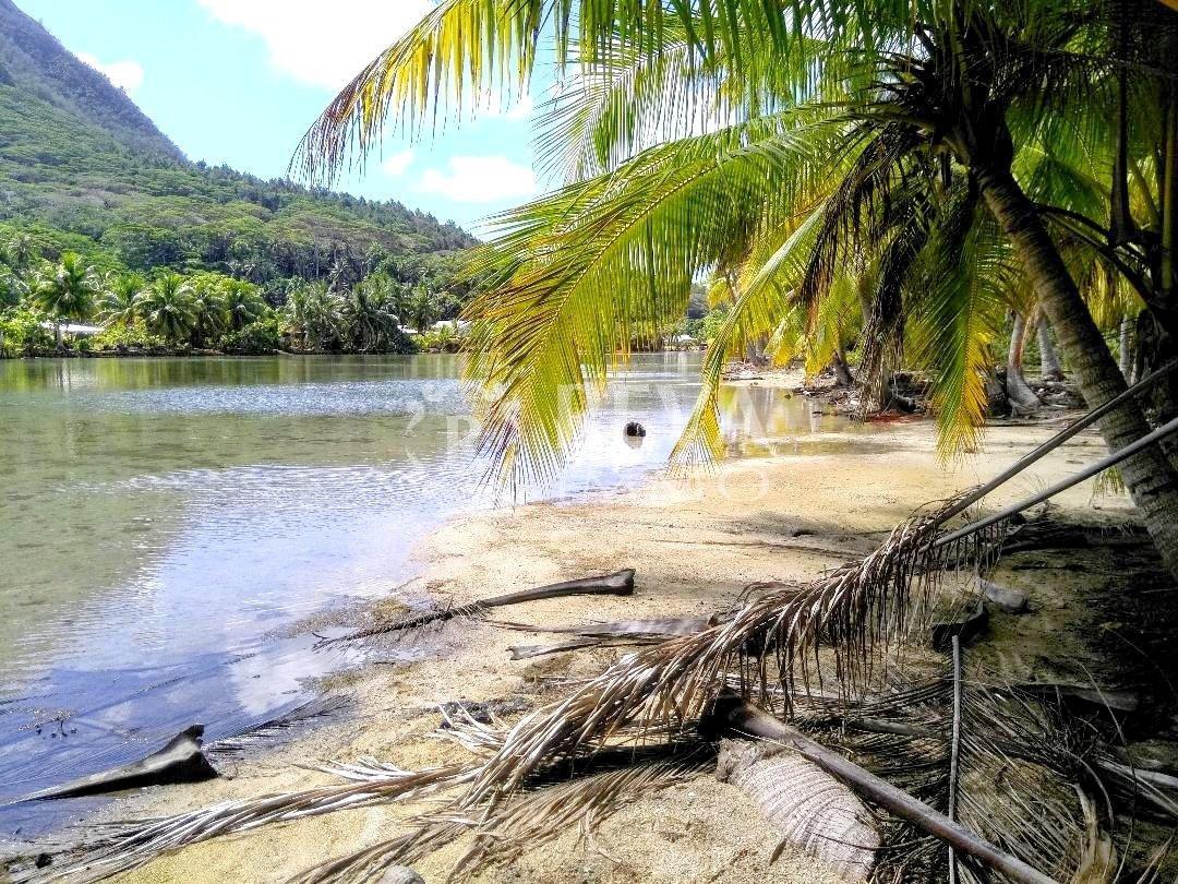 Sale Plot of land - Huahine - French Polynesia