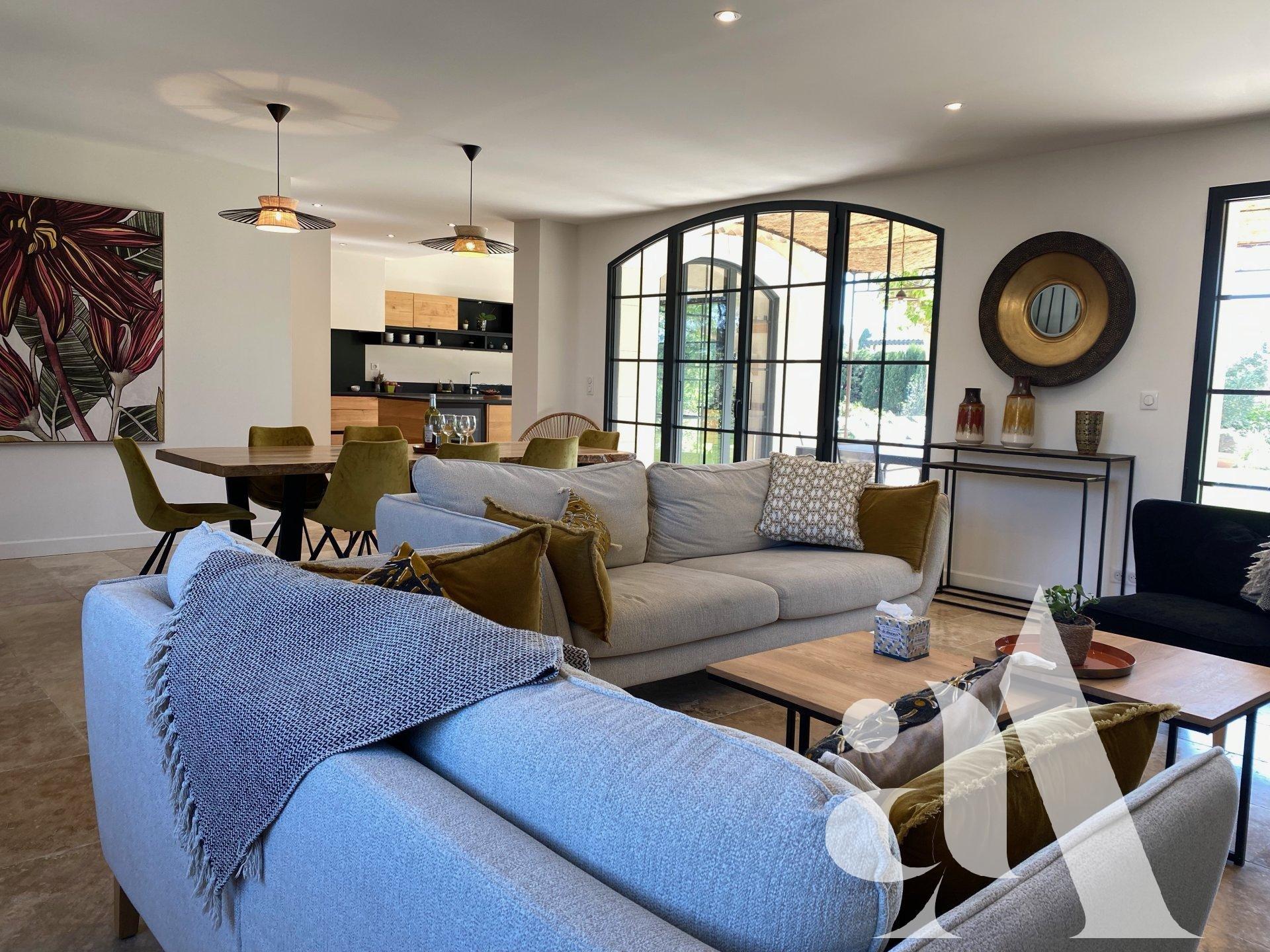 MAISON PIQUET - MAUSSANE LES ALPILLES - ALPILLES -  4 bedrooms - 8 people