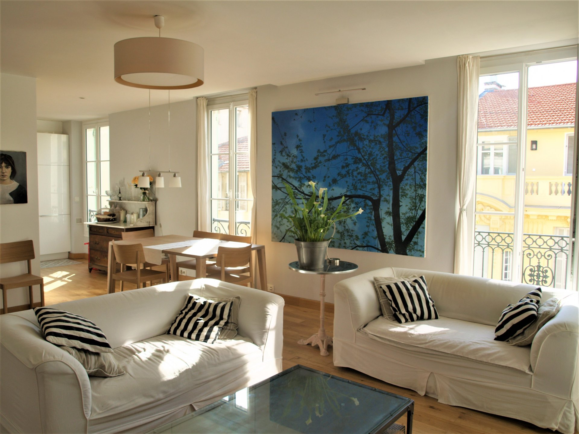 Apartment of 80m² - Nice - Carré d'Or