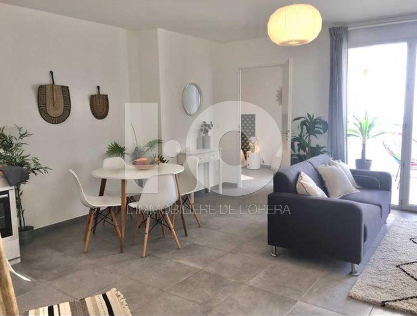NICE VAUBAN - Appartement 3 pièces de 62m2 + Terrasse