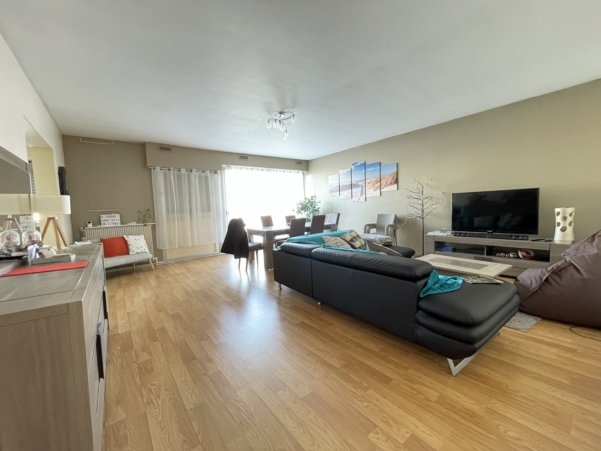 Lumineux Appartement type F4