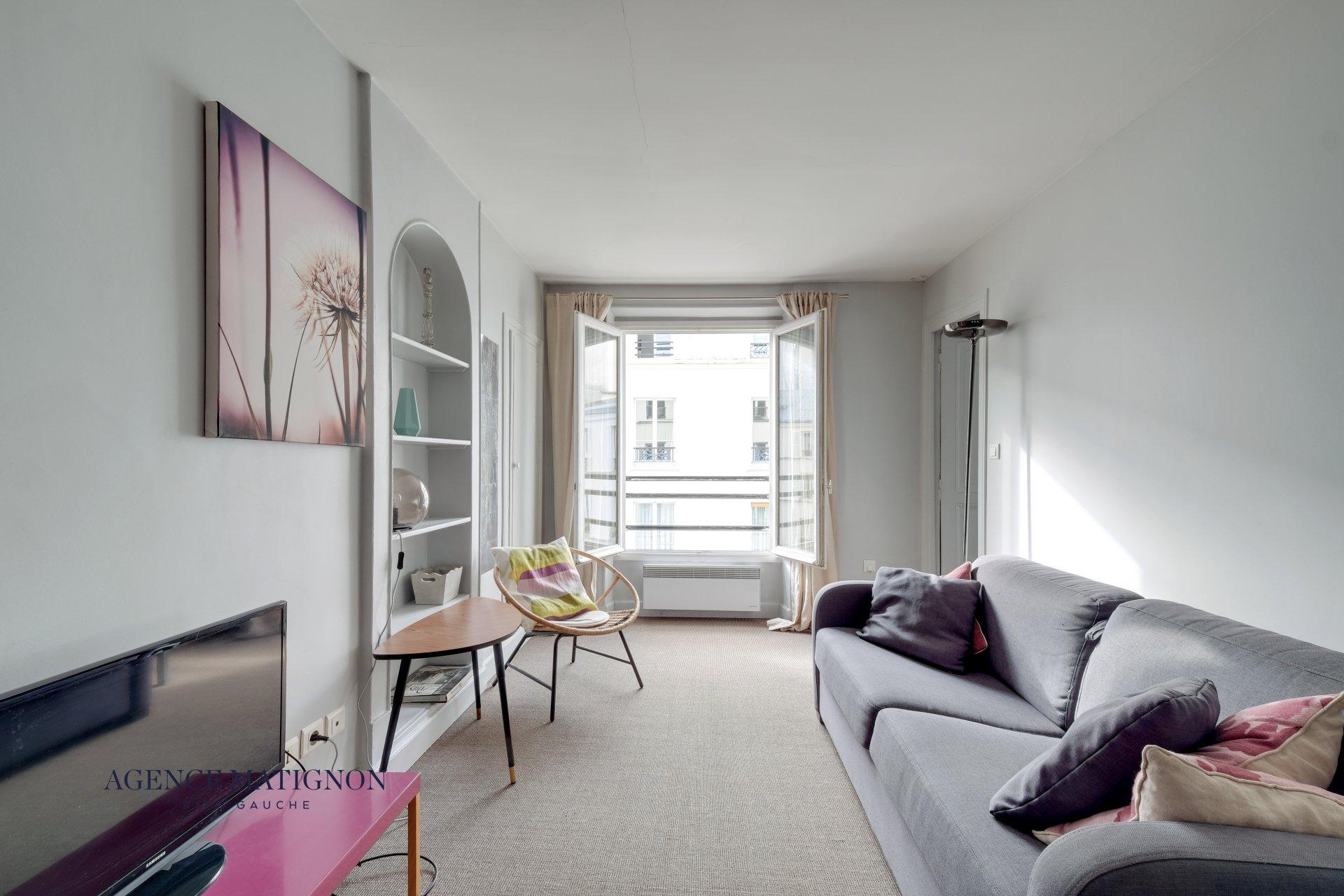 Appartement 2 pièces 33.63 m² 75007