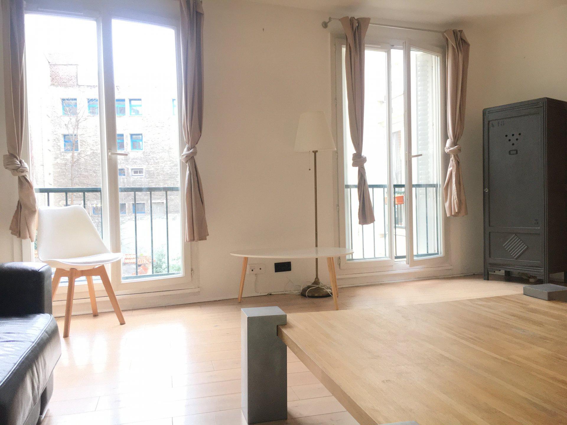 Rental Apartment - Paris 18th (Paris 18ème)