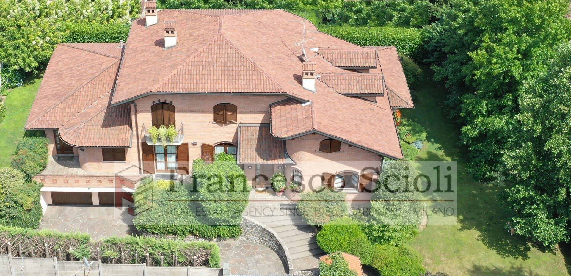 Vendita Villa Saronno