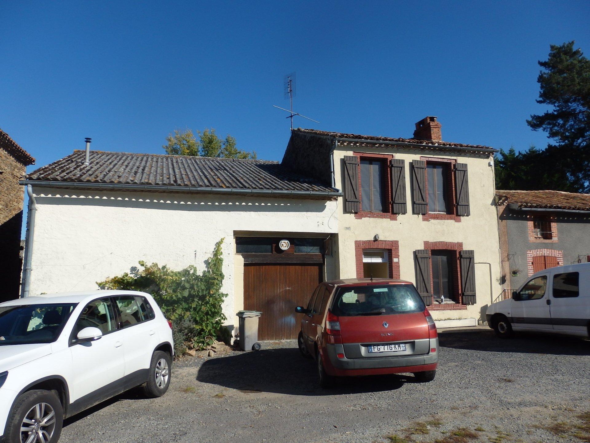 Maison de hameau avec jardins - Le Dorat - Haute Vienne