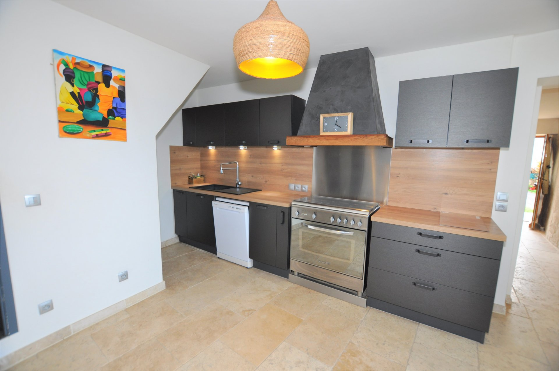 Sale Village house - Andilly