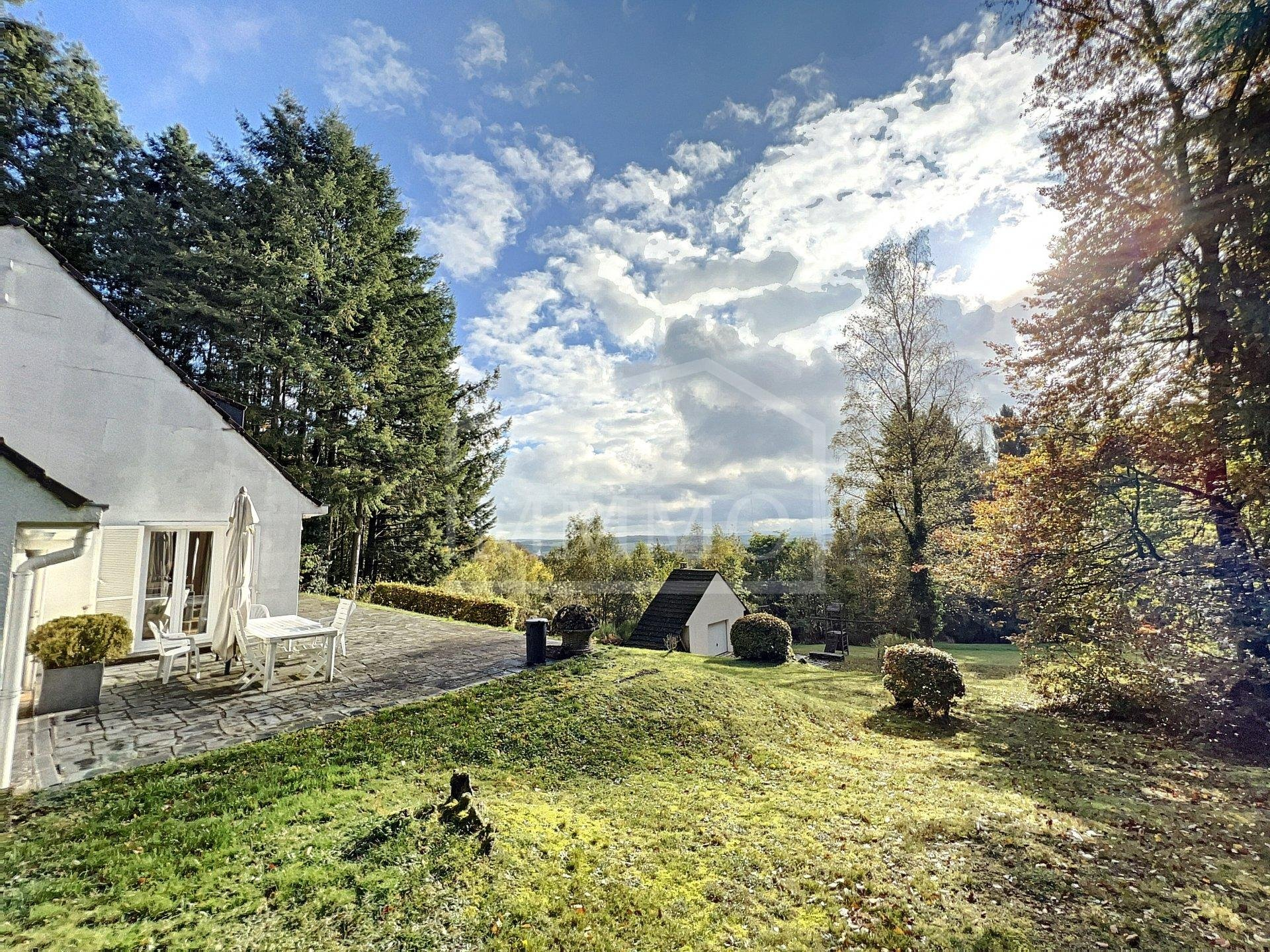 Nice house, very big plot of land, close to Junglinster