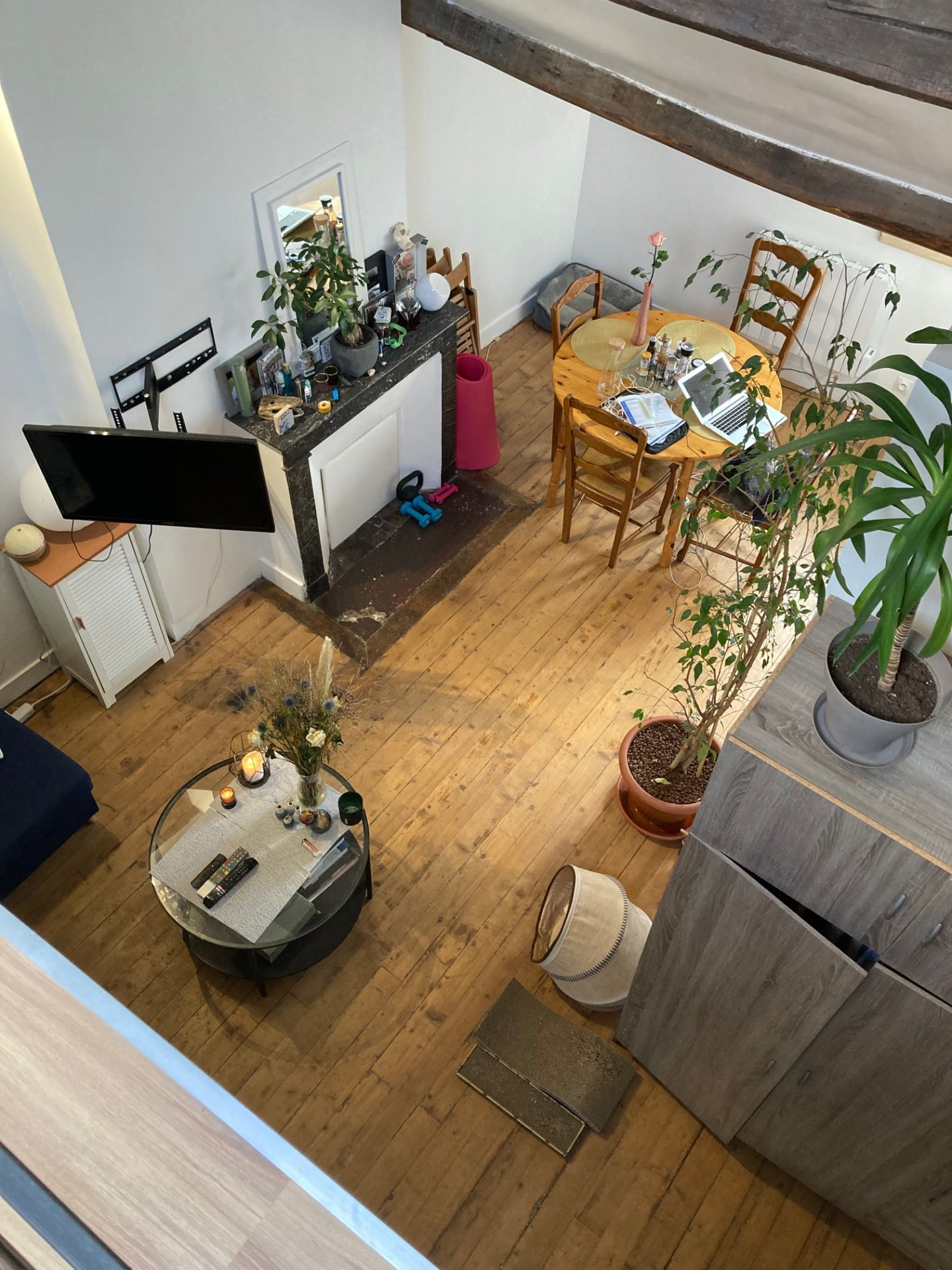 APPARTEMENT CHANTILLY VUE MUSEE DU CHEVAL 870 € CC
