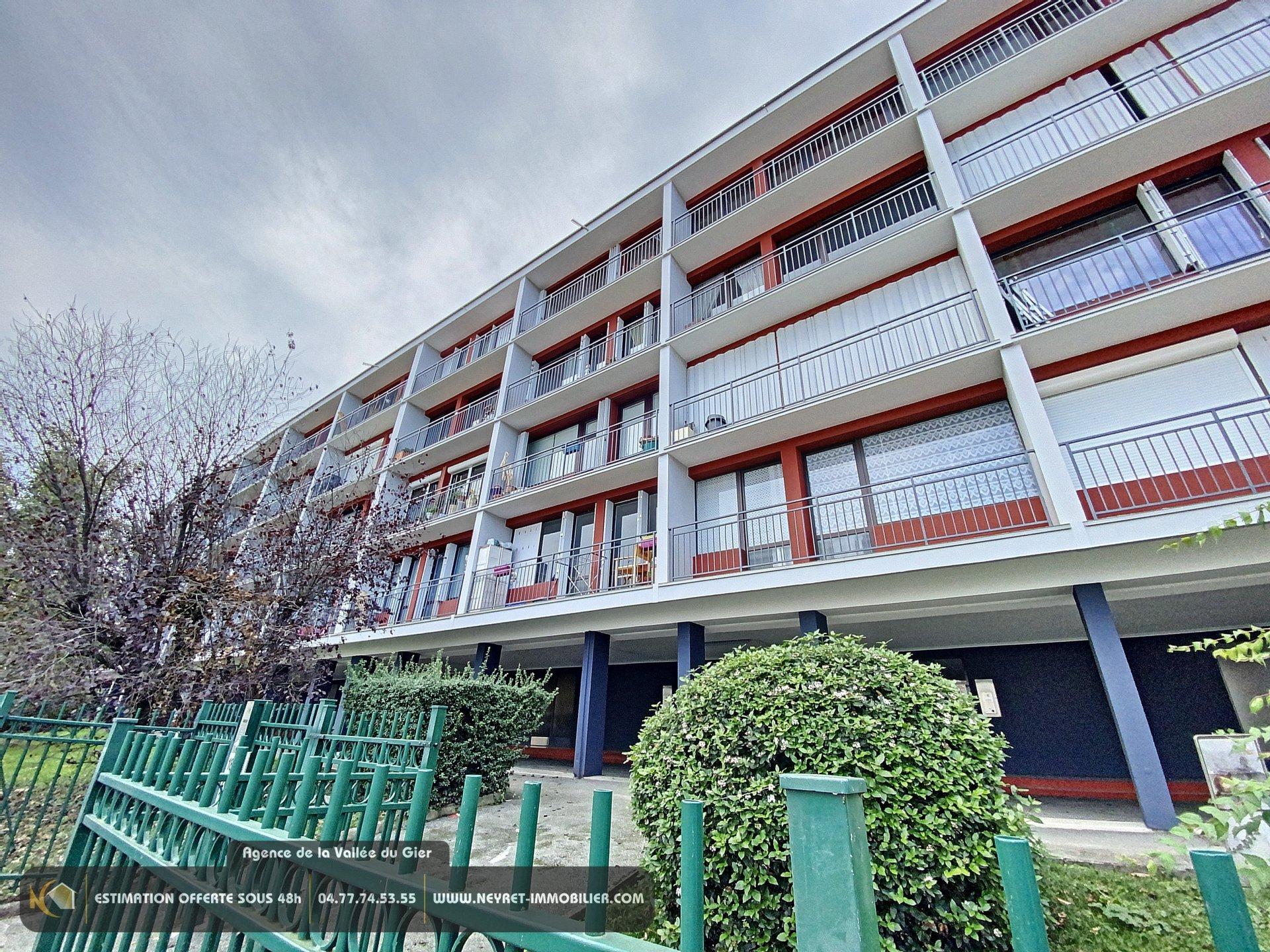 appartement résidence Pierre JOANNON St Chamond