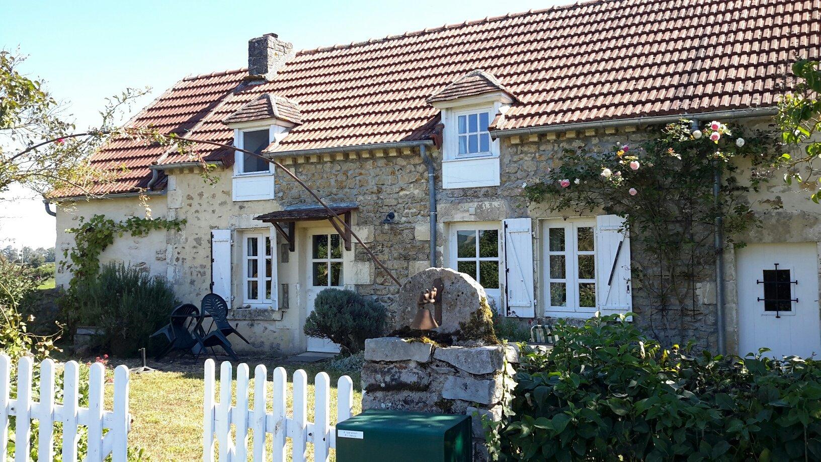 Rustig gelegen vrijstaand huis te koop bij de Morvan, Regio Bourgogne