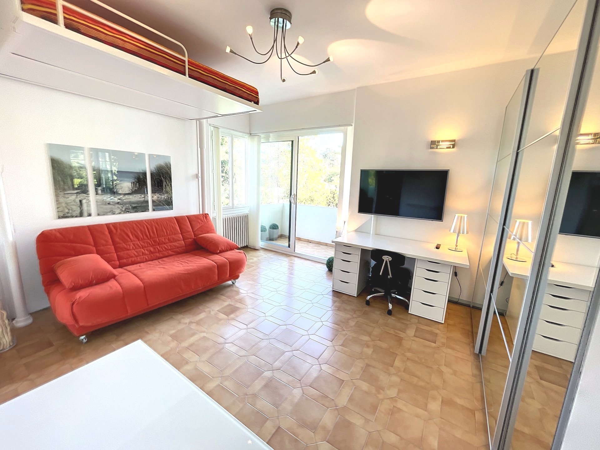 Magnifique Studio de 30m2 avec terrasse