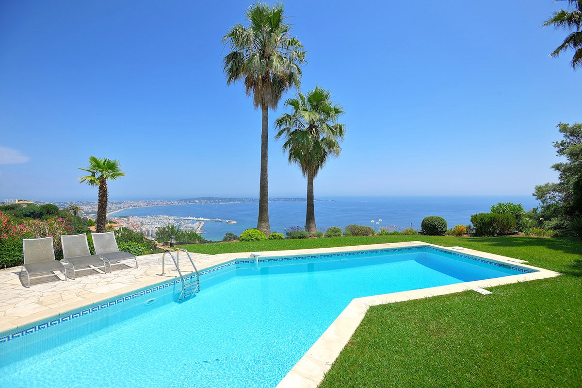 VILLA CONTEMPORAINE - CANNES