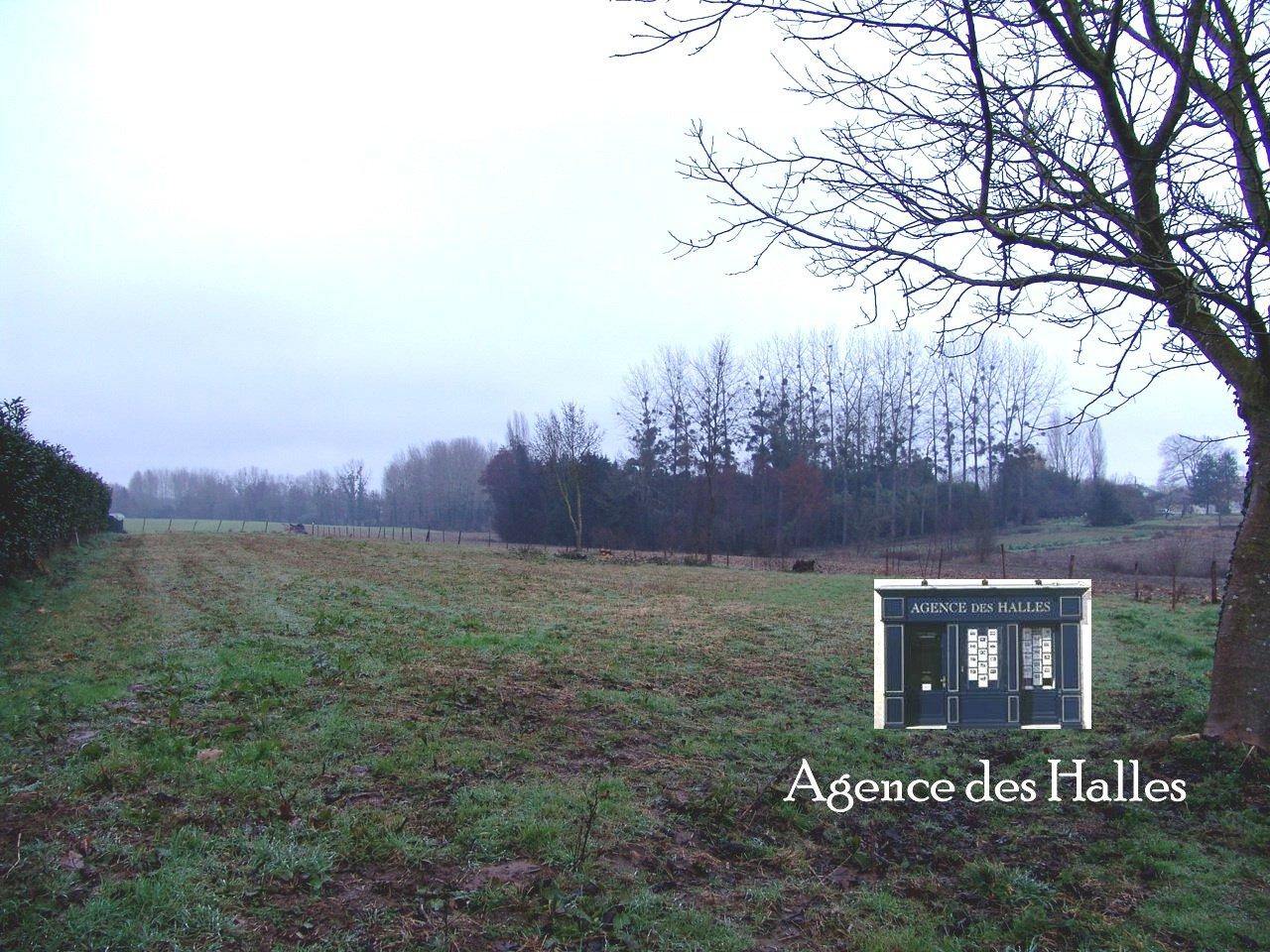 Terrain à bâtir de 2908 m²