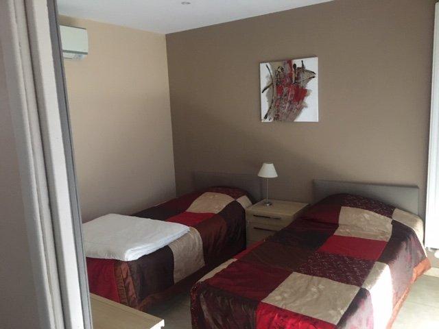 Location saisonnière Appartement - Cagnes-sur-Mer Hippodrome