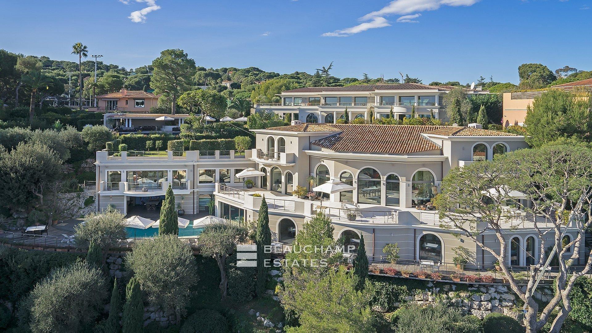 Exceptional Property - Saint-Jean-Cap-Ferrat