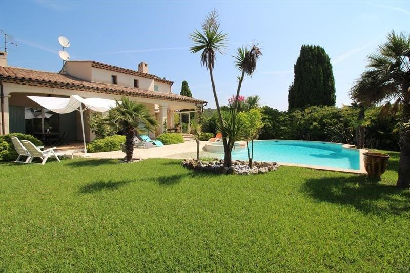 Biot: Charming Provencale villa close to the historical village