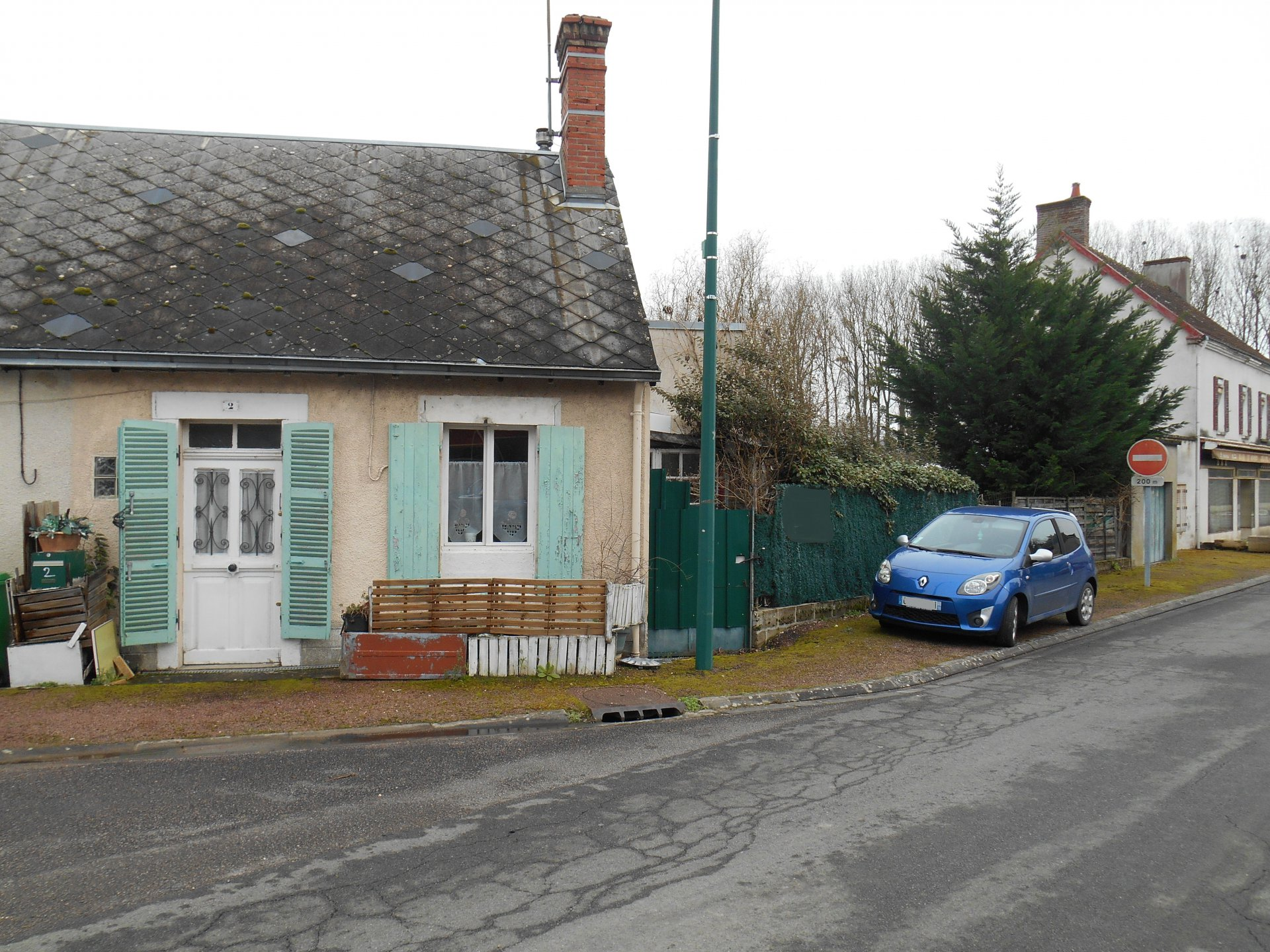 Sale House - Saint-Hilaire-de-Court