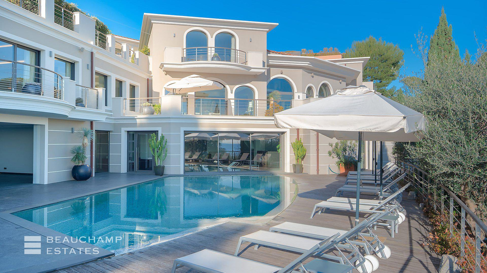 Luxurious Property - Saint-Jean-Cap-Ferrat