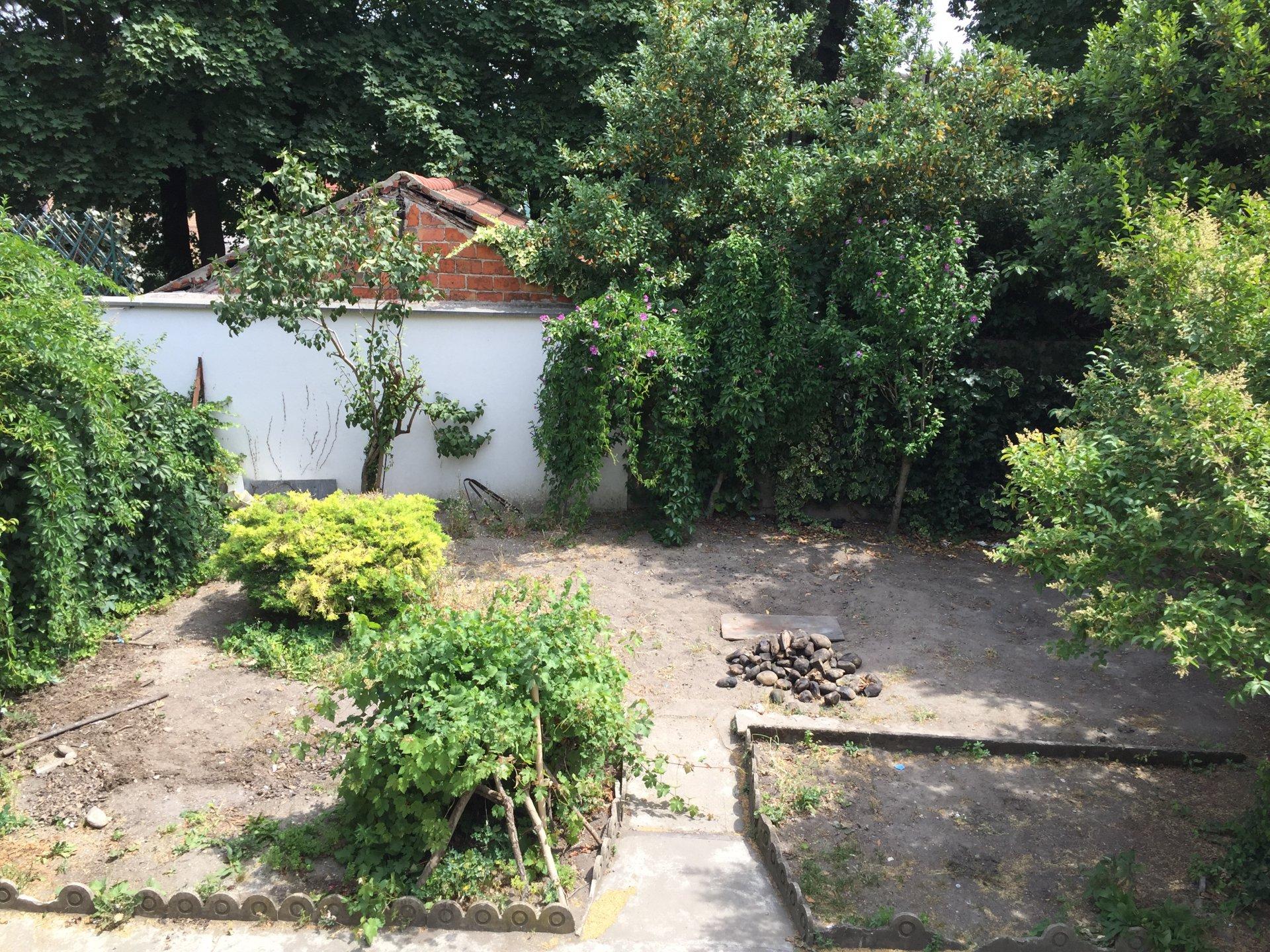 ARCUEIL 3/4P 74m² pavillon avec jardin