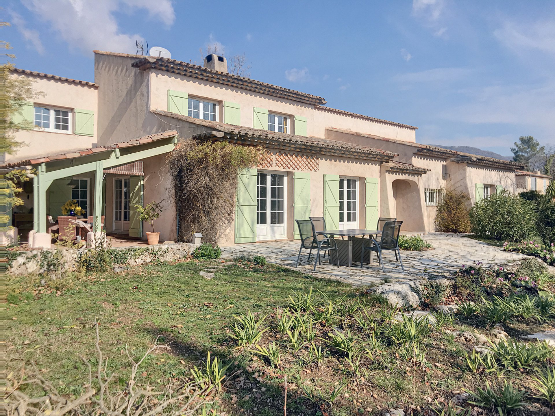 Charming country house in Tourrettes Sur Loup