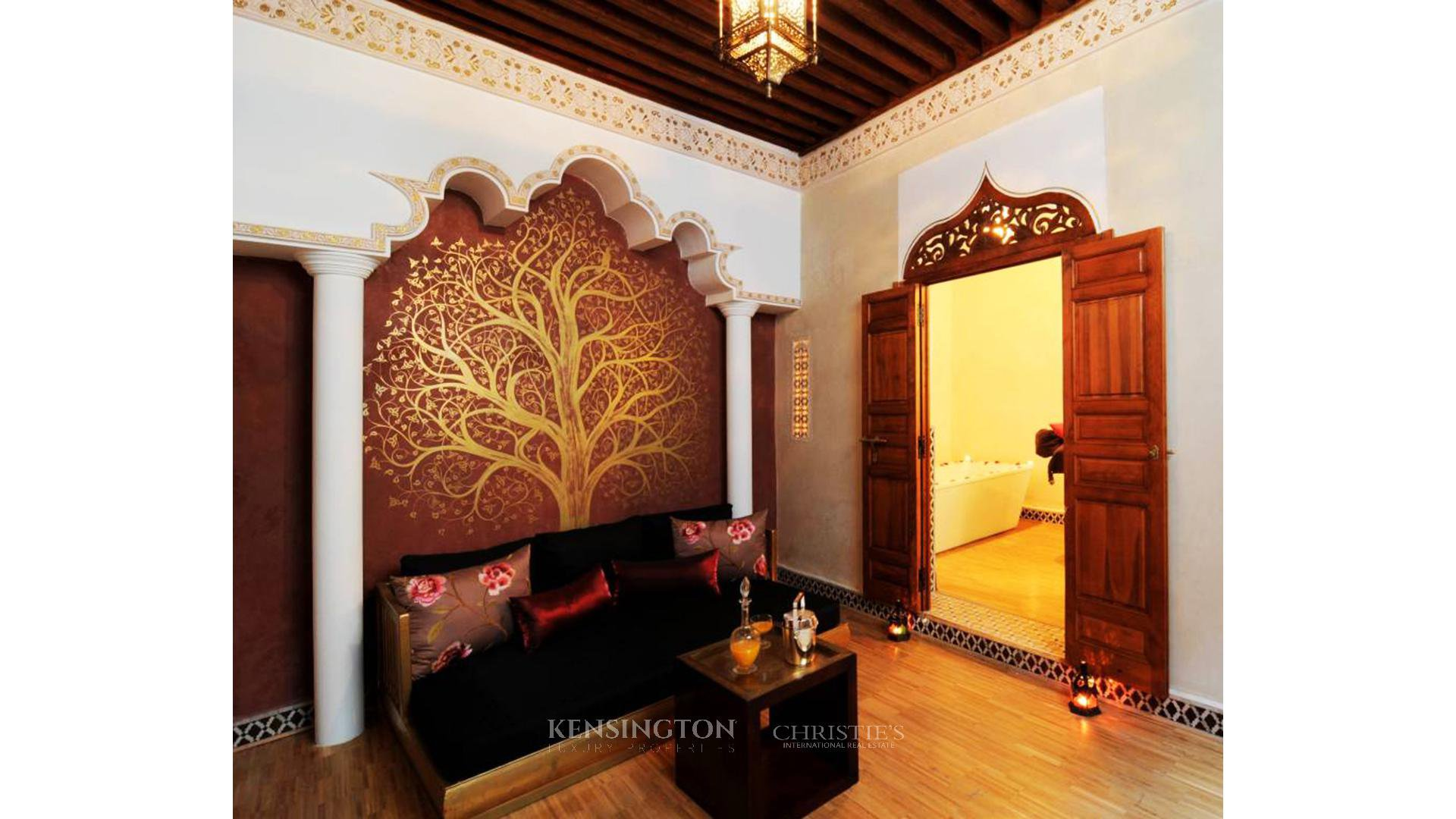 Riad For Sale Fes | Historic Palace | Kensington Morocco