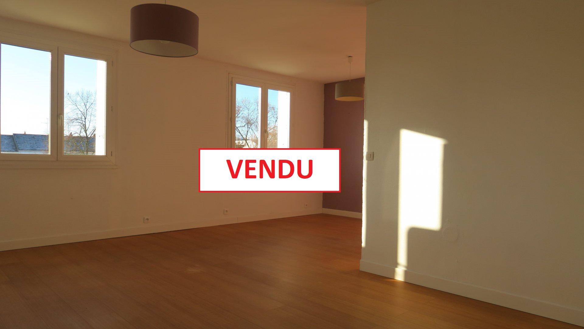 Saint-Herblain - Crémétterie - Appartement de 4 pièces de 78 m2