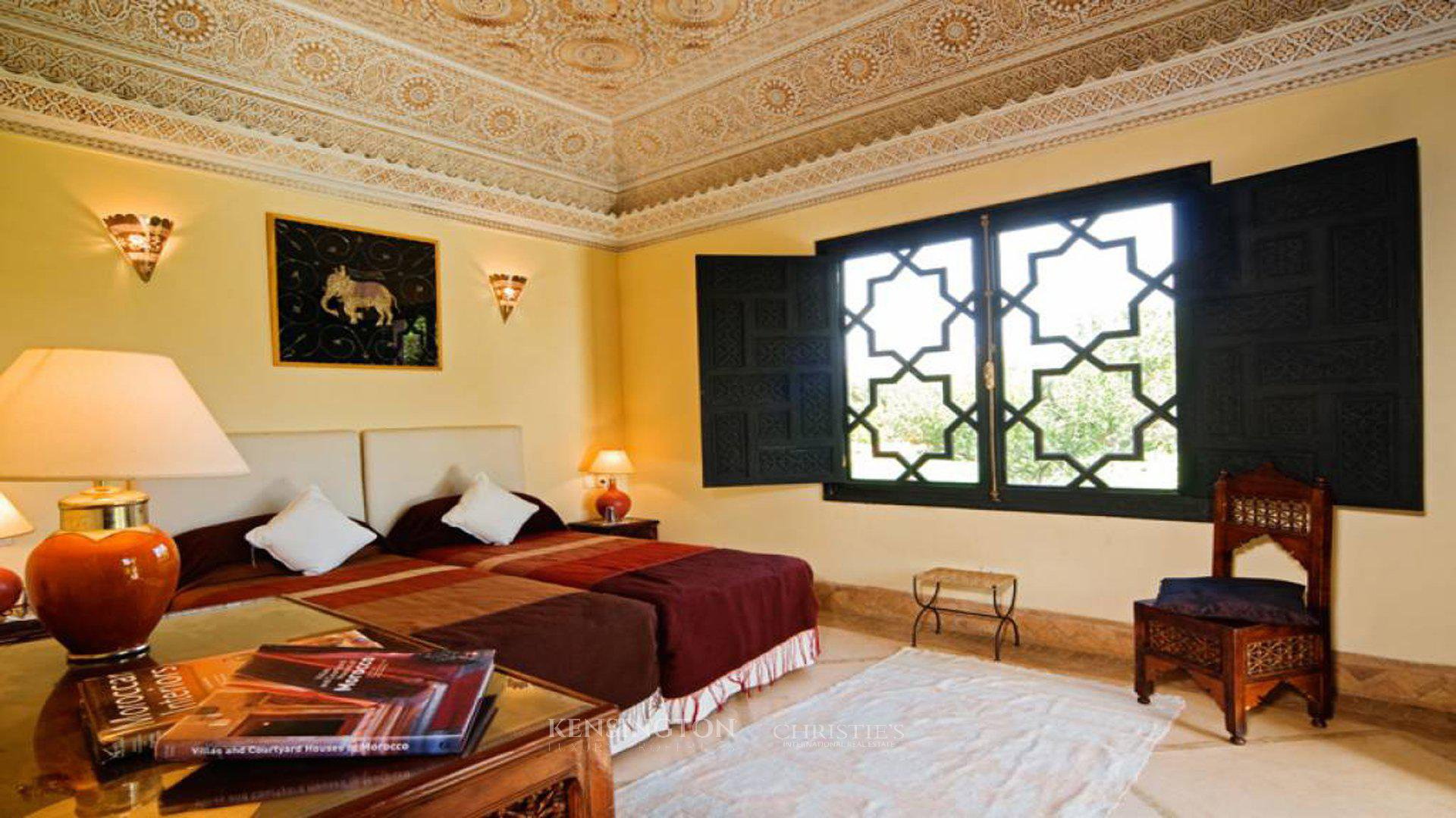 KPPM00516: Villa Rabia Luxury Villa Marrakech Morocco