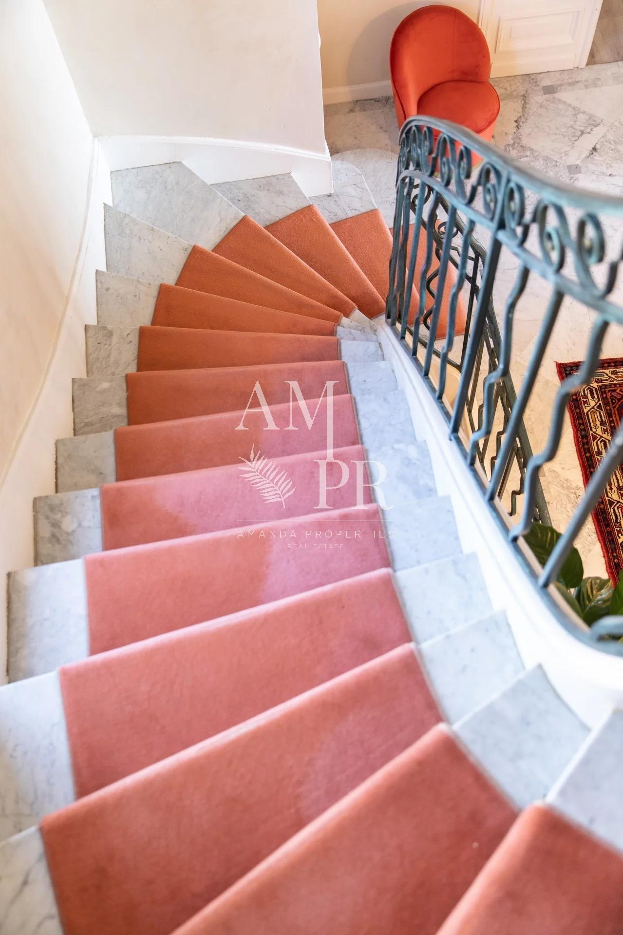 Cannes Super Cannes - Villa de 420 m2 - Piscine - Vue Mer Panoramique - 15 Personnes