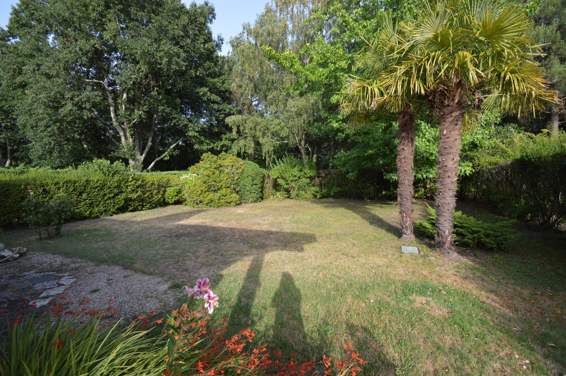 Maison individuelle Mérignac avec jardin