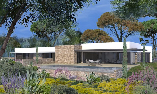 BUILDING PLOT WITH PROJECT CLOSE GOLF COURSE IN SAINT RAPHAEL