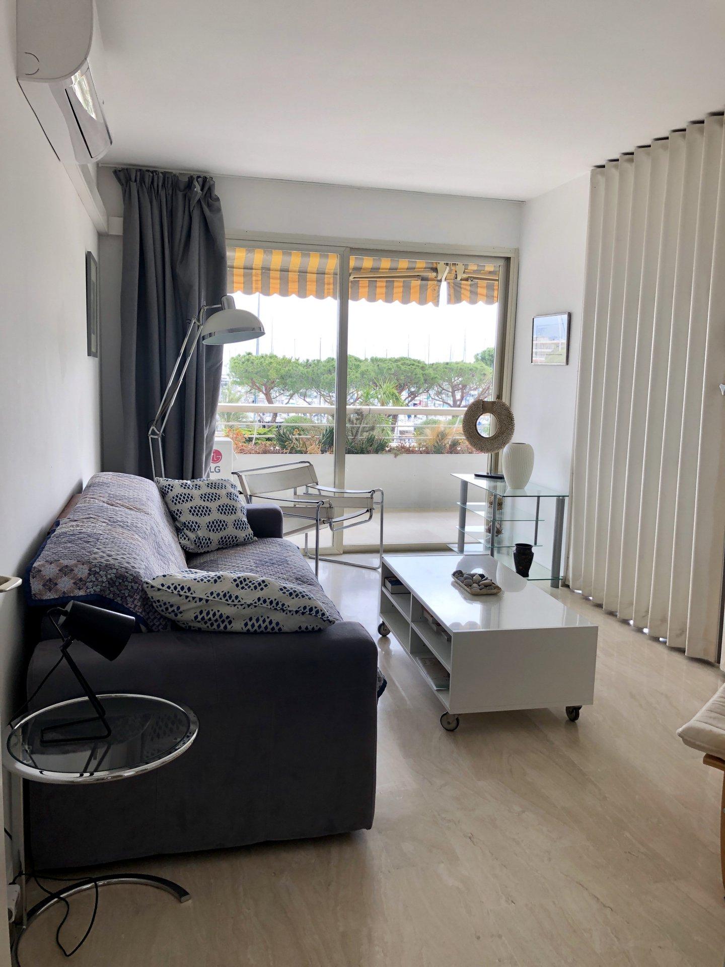 A LOUER! Appartement Marina Baie des Anges