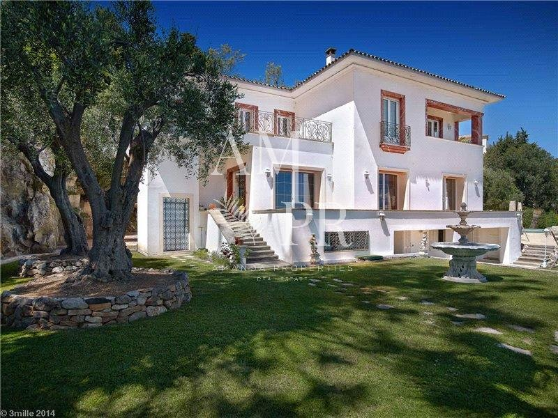 Cannes heights - Totally renovated villa