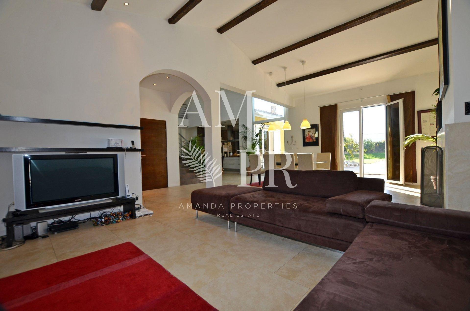 Villa contemporaine - Mougins - Proche des axes