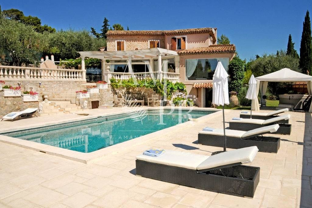 Belle rénovation à Mougins