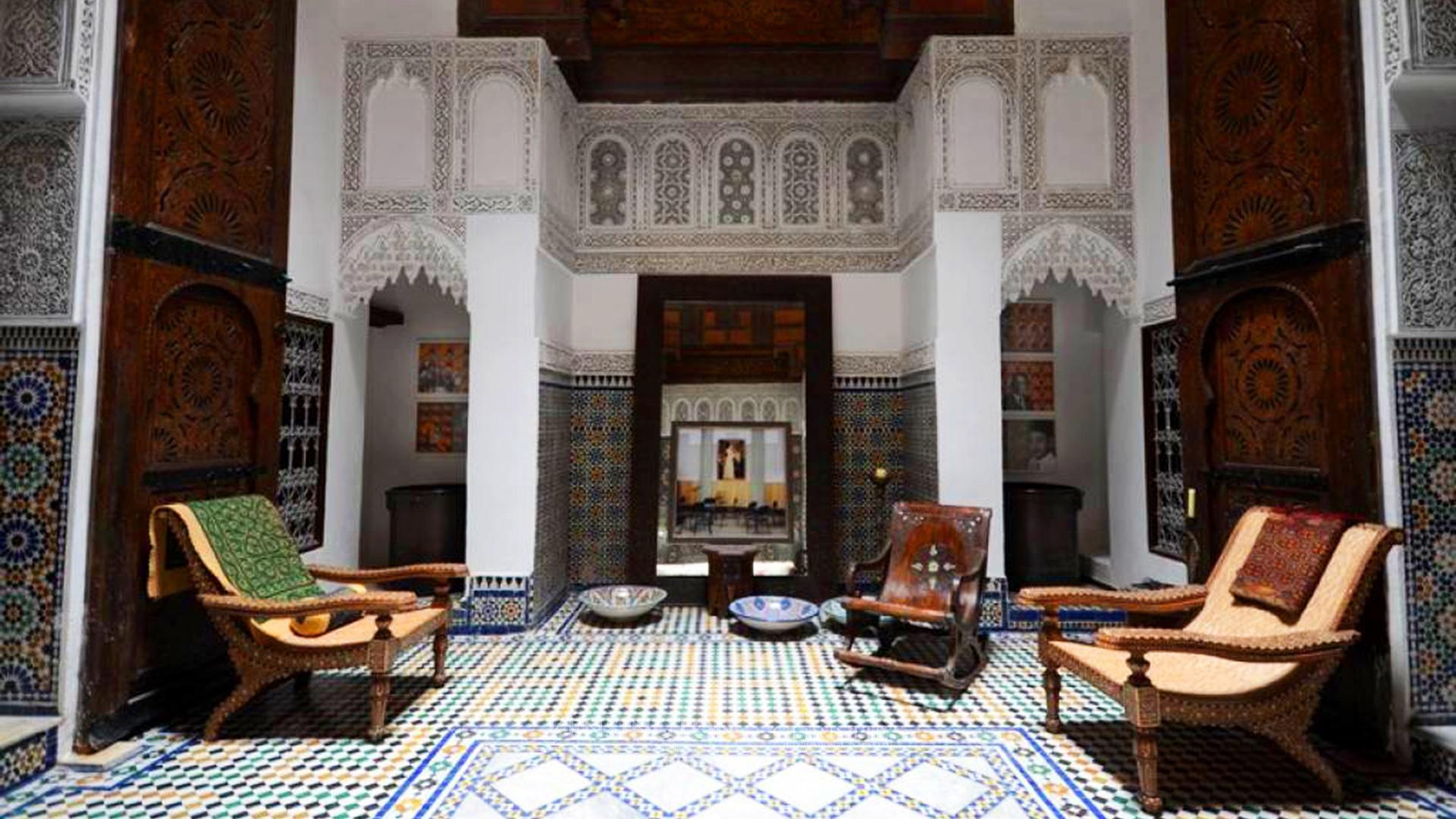 location riad fes maroc