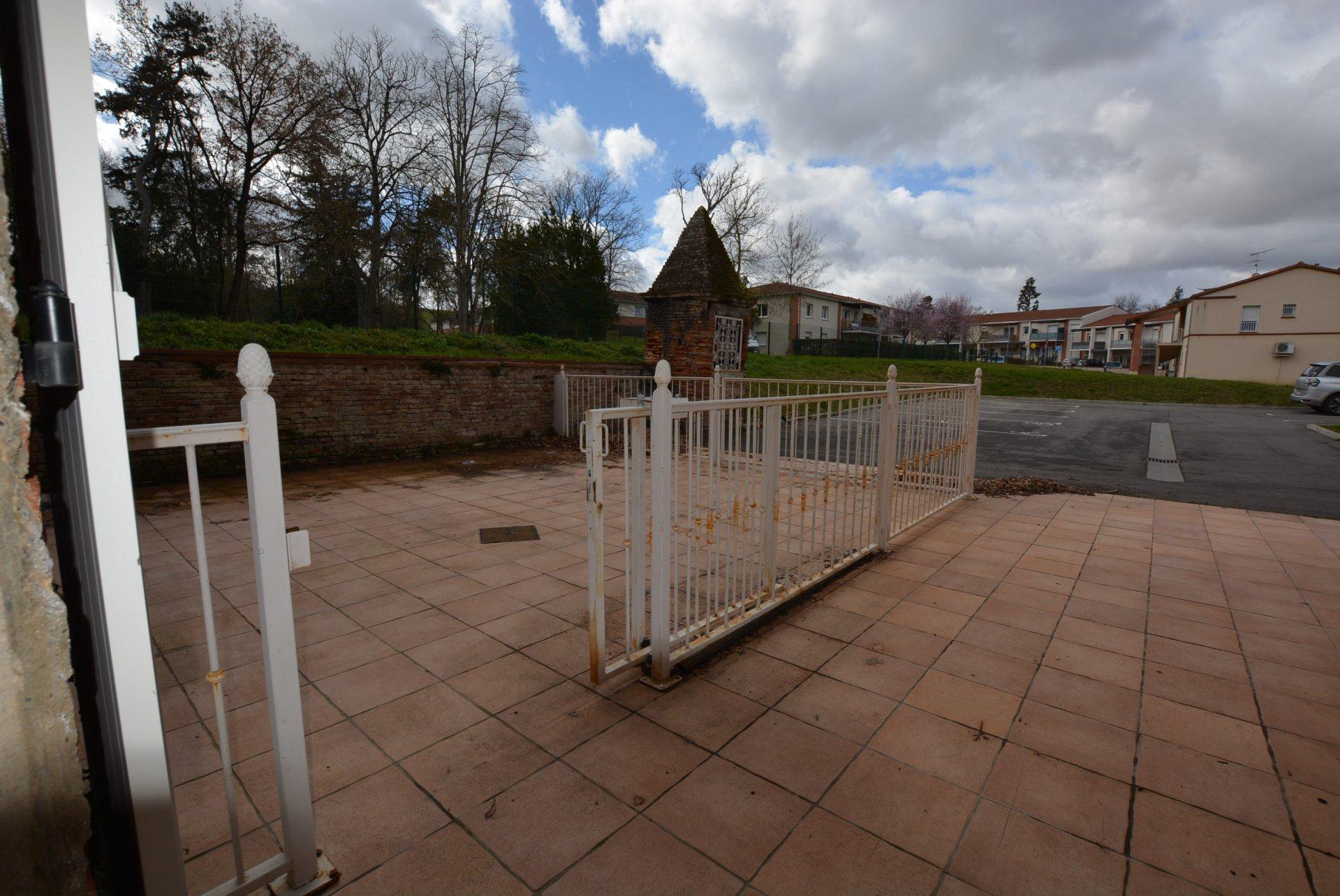 Location Duplex terrasse calme