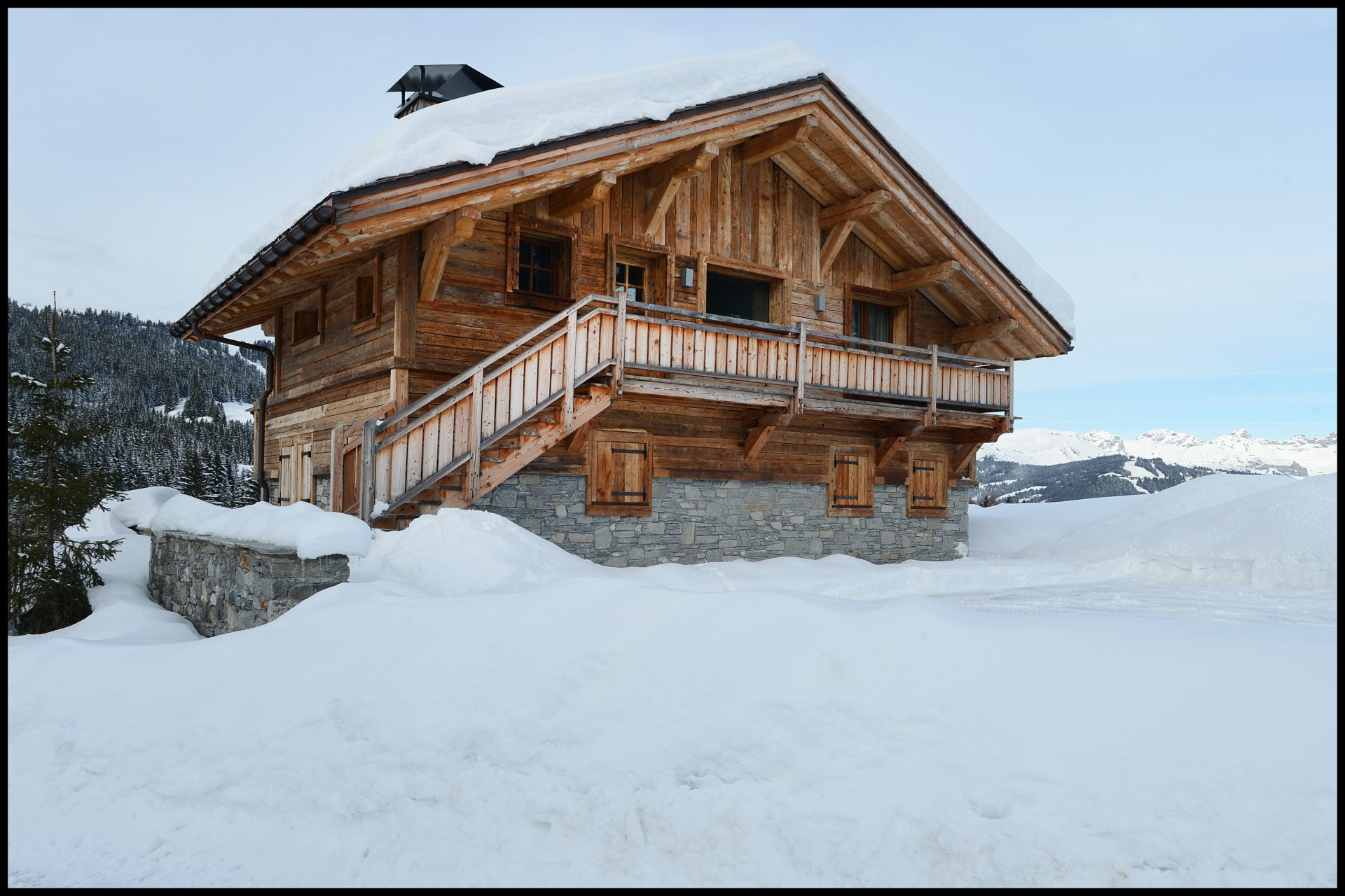 Chalet ISBA Chalet in Megeve