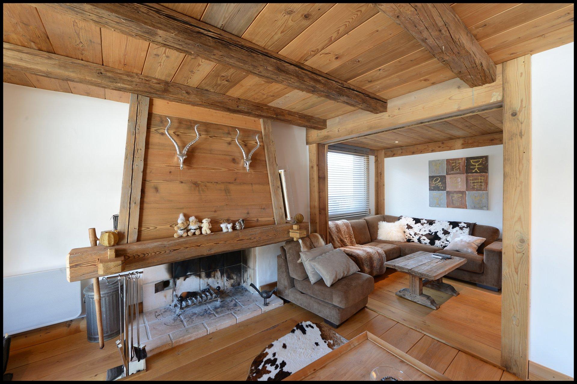 Apartment Sorbiers d'Arbois Chalet in Megeve