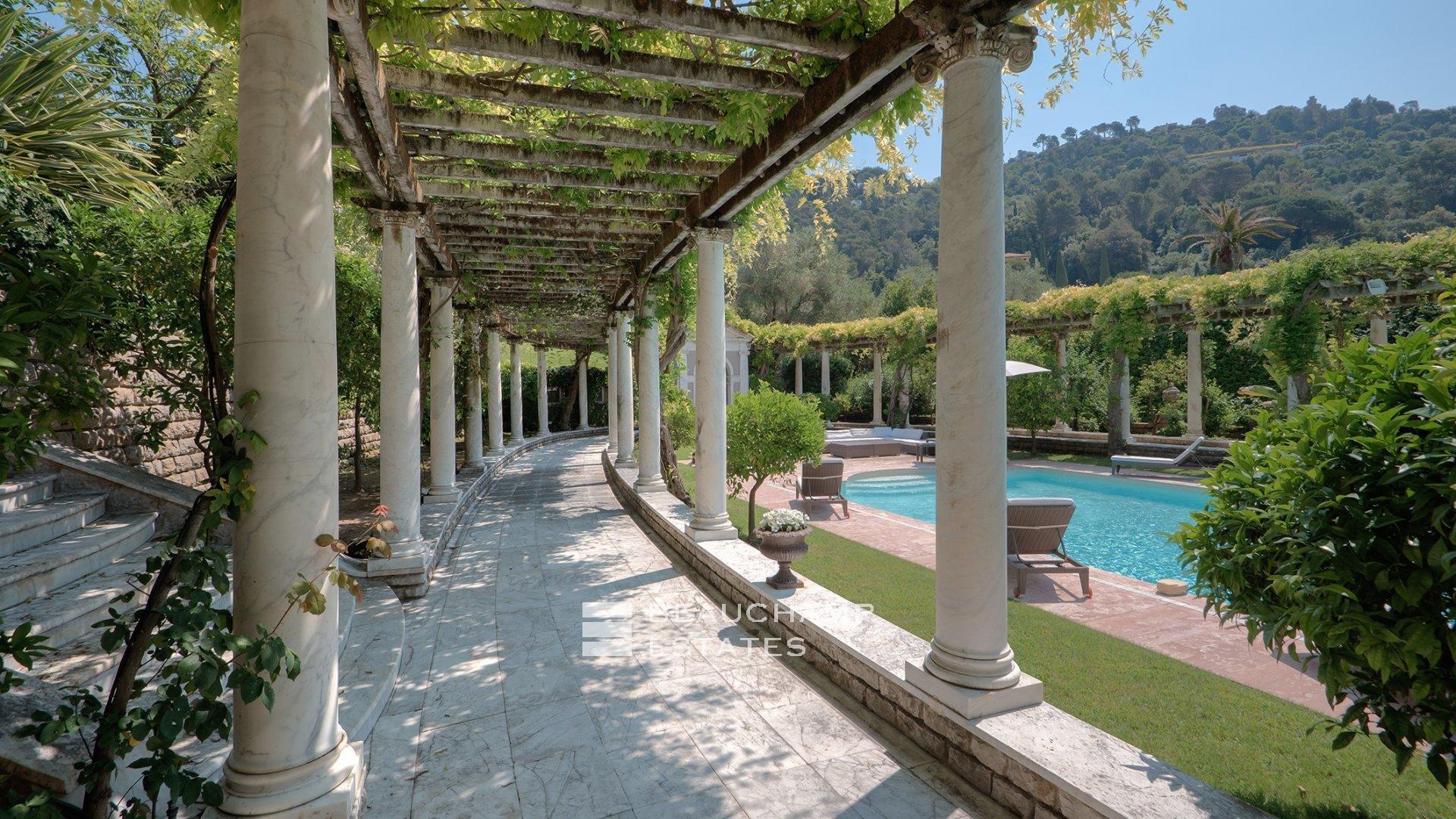 Magnifique Villa de Vacances du 19ème Siècle  Cannes Californie