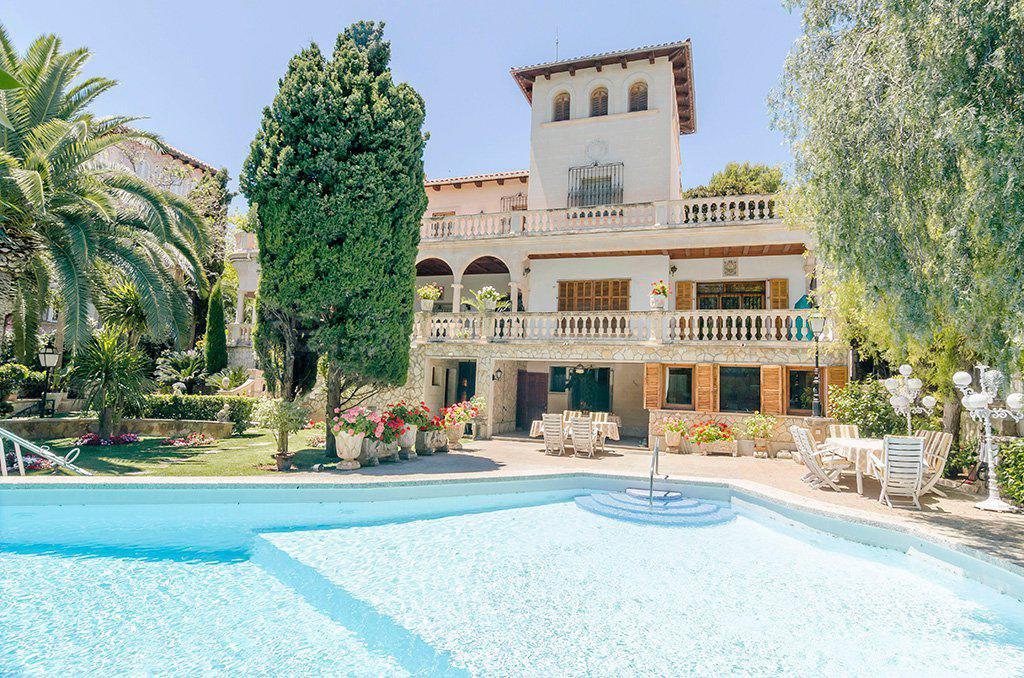 Villa en Palma