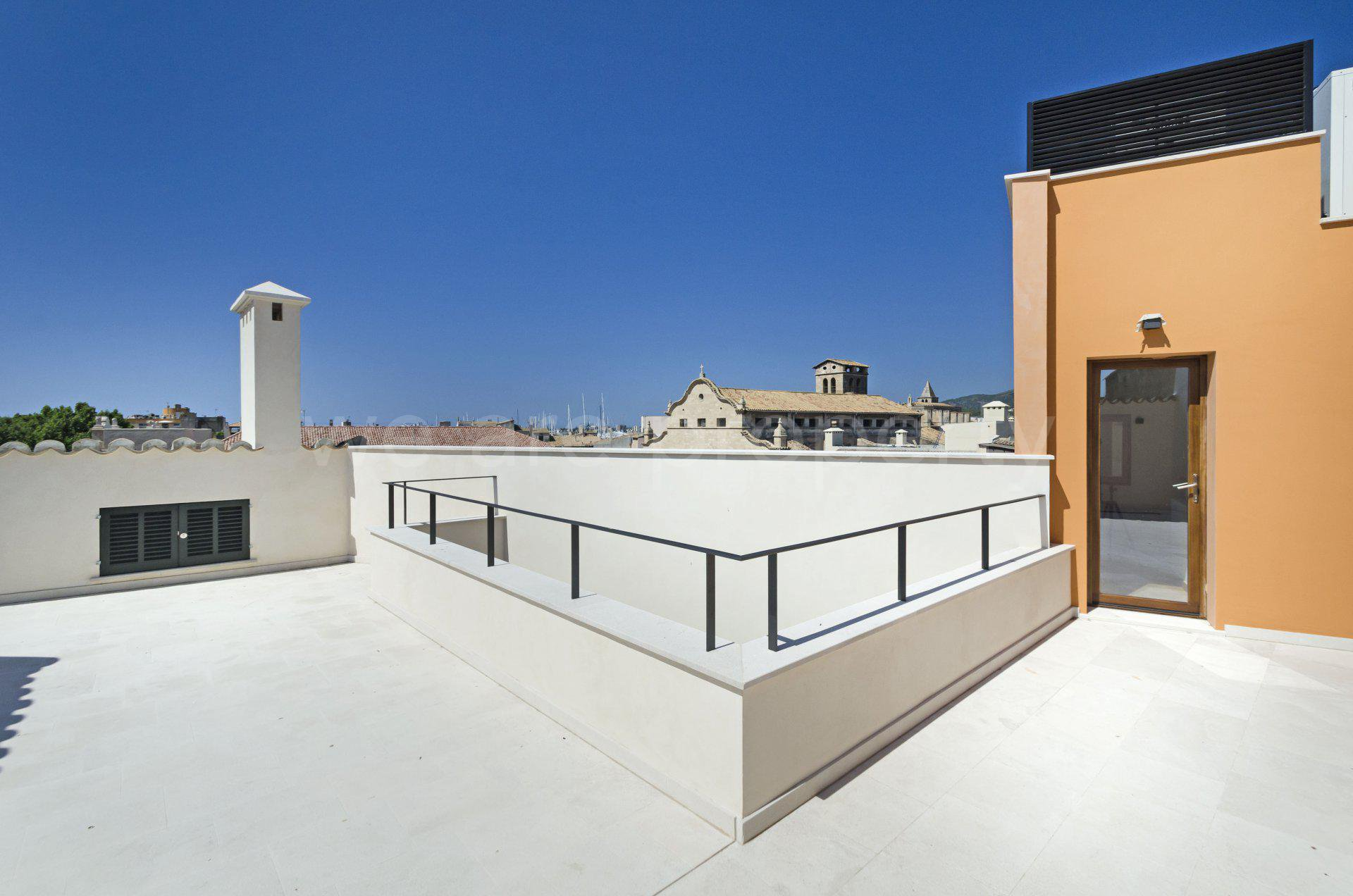 VENDIDA - Tower Penthouse