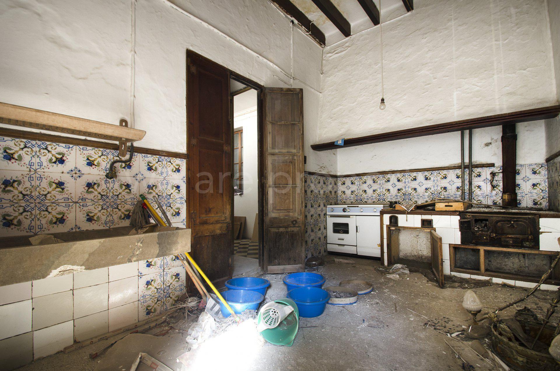 Fantástica propiedad para reformar