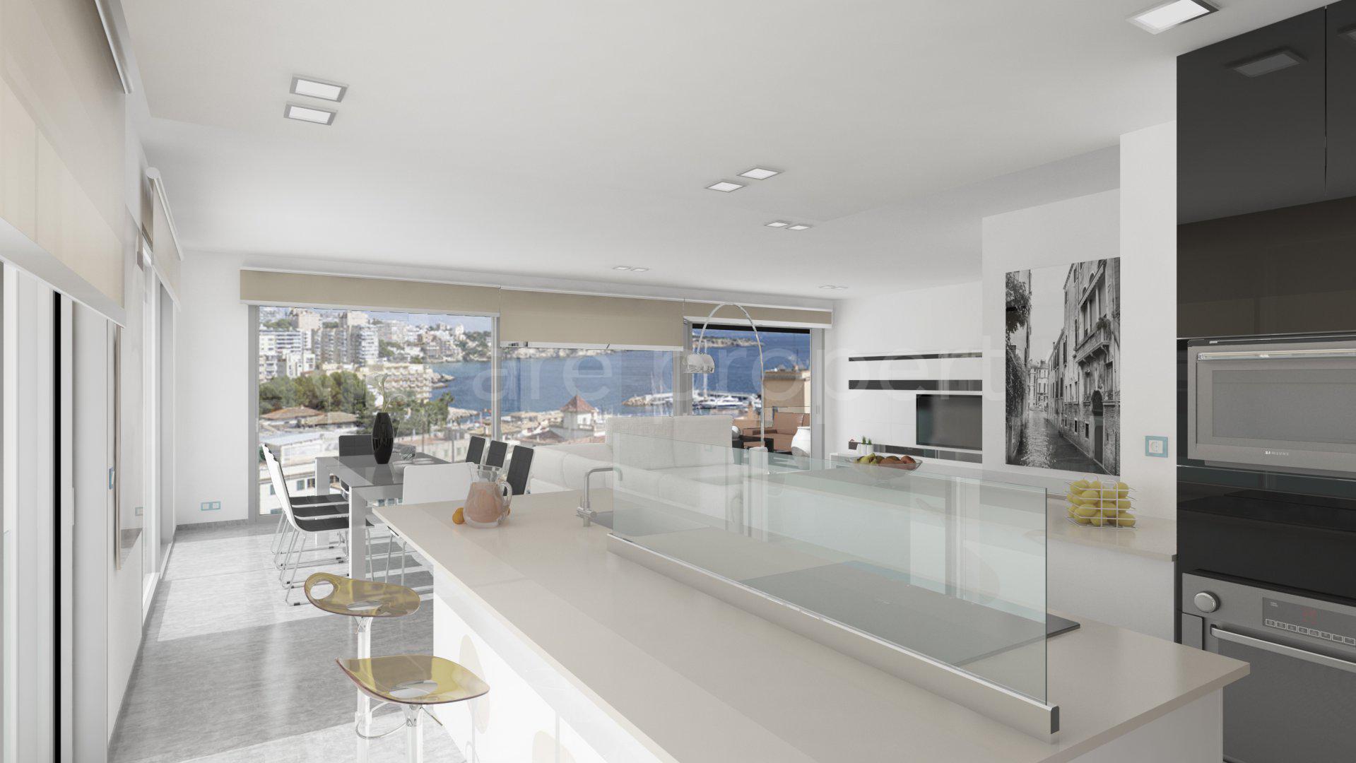Elegante apartamento de obra nueva