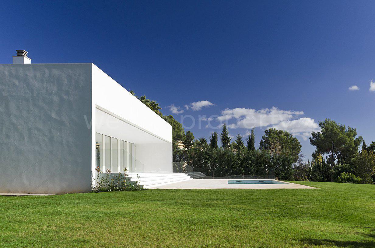 Villa de diseño en Son Vida